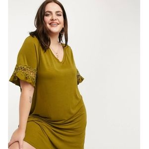 Asos Junarose by Vero Moda Shirt Dress